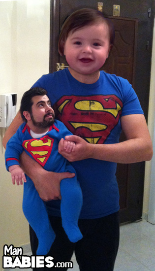 SuperManBaby